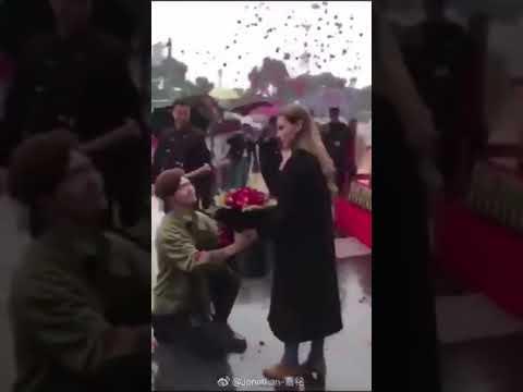 【プロポーズ大失敗】中国の御曹司が振られる瞬間