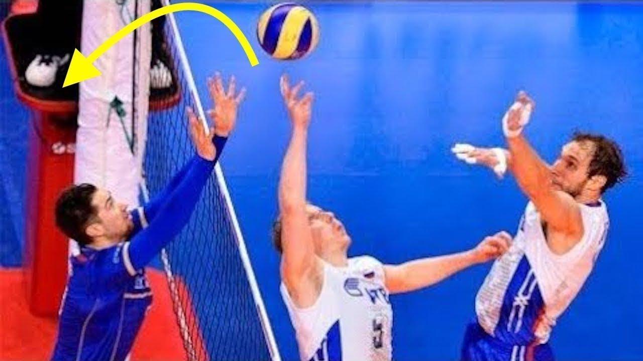 【瞬間バレーボール】セッターが魅せる極限のトリックプレー【スーパープレイ】Volleyball Smartest Setter Tricks