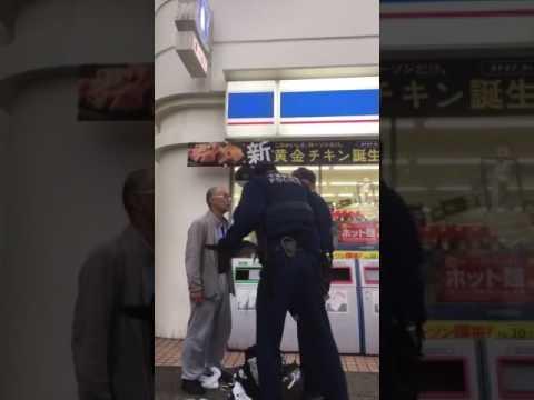 【Twitterで話題】44歳のはげvs45歳の千葉県警 の喧嘩がクソワロタwww
