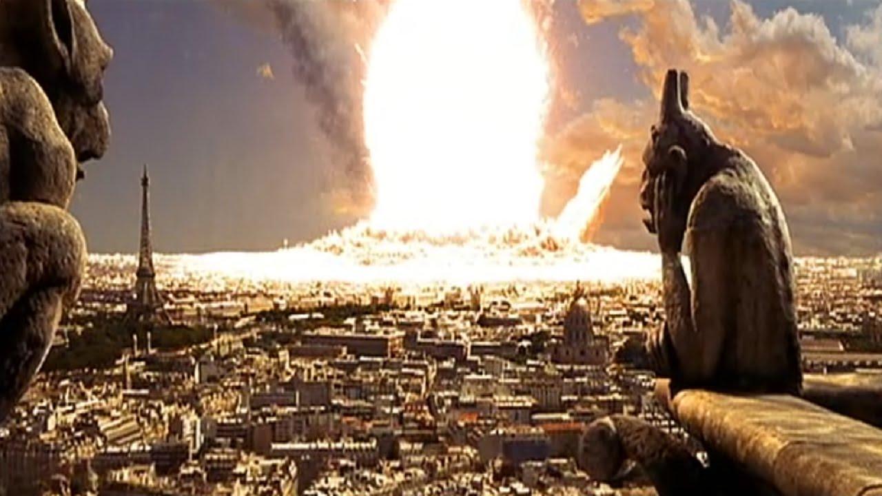 地球に隕石落下。人類滅亡まで残り18日。その時人類はどうする?『アルマゲドン』