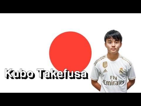 【天才】これで10代?久保建英の信じられない驚きのプレー集 Takefusa Kubo Skills – Golas Ever (He is Japanese Star)
