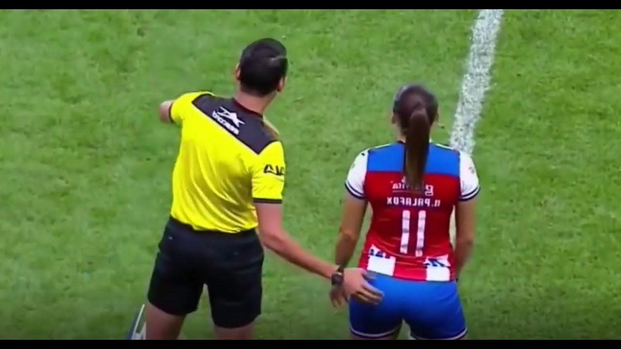 【爆笑】女子サッカーのおもしろシーン②