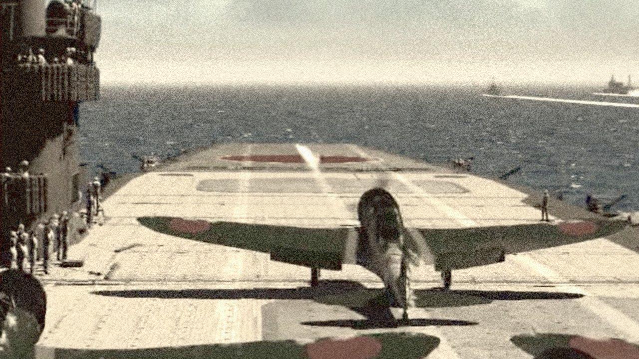 空母飛龍奮闘記(ミッドウェイ海戦)